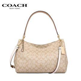 COACH 蔻驰(Coach)女包 单肩斜跨包 多色可选 洲际速买