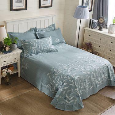 艾桐 纯棉床单 加厚磨毛被单 单品