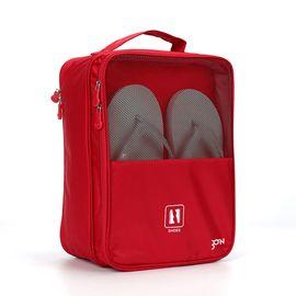 CTRIP 携程优品 大容量便携旅行鞋包 酒红色