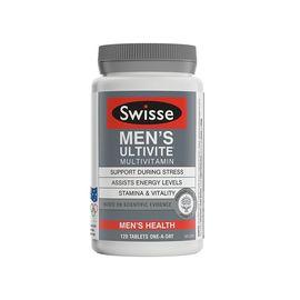 Swisse 男士复合维生素 120片/瓶