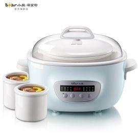 小熊 DDZ-C25E1隔水炖盅全自动家用陶瓷煮粥炖汤迷你养生锅