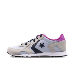 匡威 CONVERSE女鞋2018夏季星箭跑步鞋复古低帮运动鞋休闲鞋555938