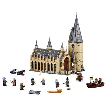 LEGO 乐高 哈利·波特系列霍格沃茨城堡 75954