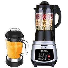 九阳 【加热破壁,一机双杯】加热破壁料理机婴儿辅食豆浆智能家用多功能冷热搅拌机JYL-Y951