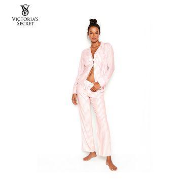 VICTORIA'S SECRET 维多利亚的秘密/VICTORIA'SSECRET  舒适睡衣 粉色条纹