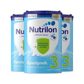 Nutrilon/诺优能  牛栏  婴幼儿奶粉 3段   800g  荷兰进口 助宝宝健康成长 CST购