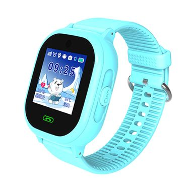 CarePro 儿童电话手表智能插卡通话防水手表SOS一键求救学生定位手表TD-06