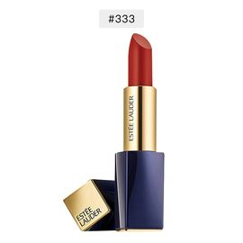 Estee Lauder /雅诗兰黛 水漾倾慕口红333# 3.5g 美国进口 滋润防水 枫叶色  Star Beauty