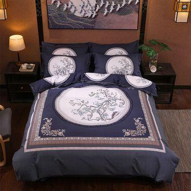好暖 床上用品全棉生态磨毛四件套LP-433