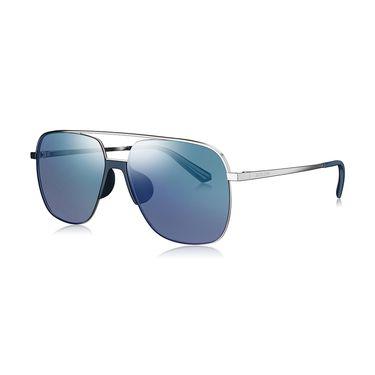 暴龙 BOLON暴龙偏光太阳镜复古蛤蟆镜男士飞行员框墨镜开车眼镜BL7031