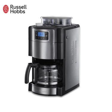领豪 Russell Hobbs 全自动咖啡机家用办公现磨一体咖啡豆研磨机20060-56C