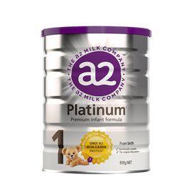 A2 (3罐)婴幼儿奶粉1段900g白金版 澳洲进口 美易在线