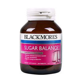 BLACKMORES/澳佳宝 【调节血糖】 血糖平衡营养片 90片*1瓶 IVY