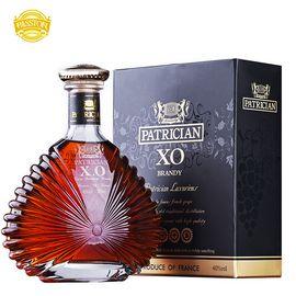 派斯顿  PASSTON 法国原酒进口洋酒 小贵族豪门XO白兰地250ml    送原装礼盒 礼袋和洋酒杯1个