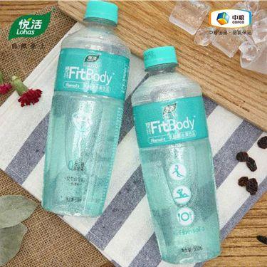 中粮  悦活 塑纤FitBody 乳酸菌水果饮品 科学配方 0糖0热量