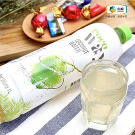 中粮 泰国进口 Cocoway 可可维牌椰子水 1L(椰味浓郁,口感纯正、不添加防腐剂)泰国进口 纯果汁制成