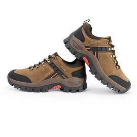 SWISSGEAR 旅行户外登山鞋 耐磨橡胶底运动鞋 防泼水绒面革跑步鞋 防滑鞋子 RSJD-17001