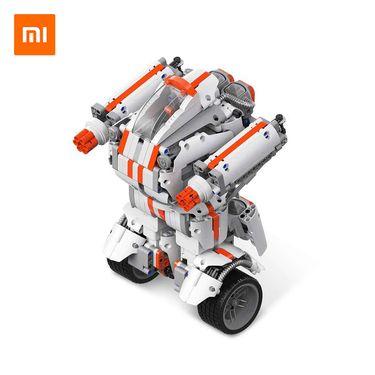 小米 米兔积木机器人智能编程儿童成人多功能益智电动组装玩具自平衡系统 手机智能遥控