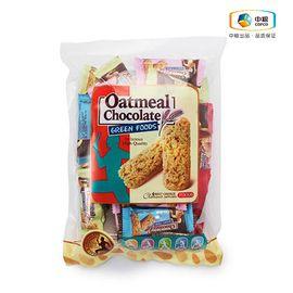 中粮 米瑞达燕麦巧克力250g燕麦巧克力麦片巧克力年货节糖果批发喜糖儿童零食大礼包(马来西亚进口)