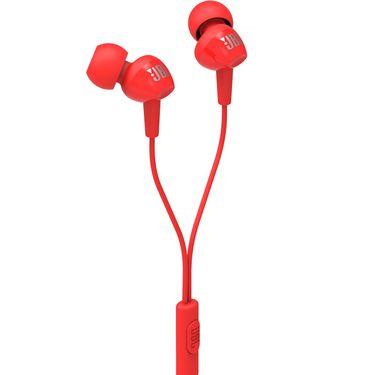 JBL C100SI超轻盈入耳式耳机
