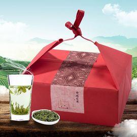 瓯叶 龙井绿茶 2018年明前西湖龙井  雨前春茶 100g【单份牛皮纸袋包装,买2袋送礼盒包装,精美大气】