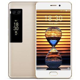 魅族 PRO 7 4GB+128GB  香槟金 全网通4G手机 双卡双待  双瞳如小窗 佳景观历历
