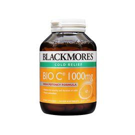 BLACKMORES/澳佳宝 活性维生素C 1000mg 高浓度抗氧化150粒 澳大利亚进口 Rex