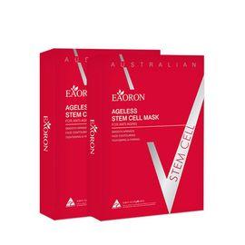 EAORON 微雕V脸面膜5片/盒 澳洲进口 紧致抚平皱纹立体轮廓 (2盒)美易在线