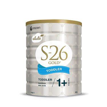 惠氏 (新版)新西兰版S26金装婴幼儿奶粉3段900g(1-2岁)澳洲进口 物美价廉 美易在线