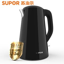 苏泊尔 (SUPOR)电水壶热水壶电热水壶 1.7L全钢无缝双层防烫 SWF17E20C