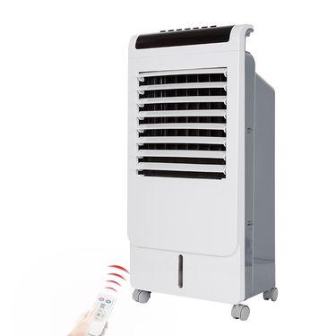 美的 空调扇家用冷风扇遥控水冷风机移动静音制冷气AD120-15C