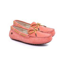 Ever UGG 11622 春夏新款女士单鞋真皮内里平底低帮豆豆 澳洲进口 IVY