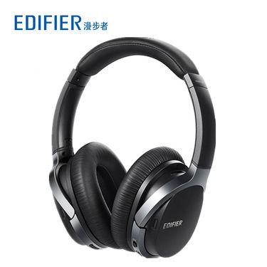 漫步者 (EDIFIER)W860NB主动降噪头戴式重低音出街时尚高保真降噪蓝牙耳机