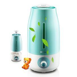 小熊 JSQ-A30Q1加湿器家用静音卧室婴儿孕妇迷你空调办公室抑菌香薰空气加湿