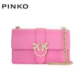 PINKO /品高 女士单肩包 1P212T Y4HJ  经典燕子包心动之选 洲际速买