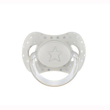 苏维妮  WHITE 至宝限量系列拇指型硅胶安抚奶嘴(6-18个月)