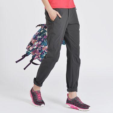 伯希和 PELLIOT户外速干裤 男女情侣夏季轻薄透气裤运动快干工装长裤