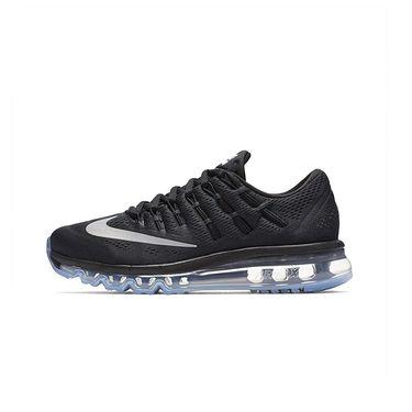 耐克 Nike女鞋新款AIR MAX全掌气垫减震黑白运动跑步鞋849560