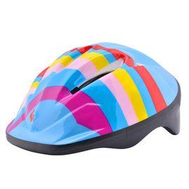 高鑫 六孔儿童安全防护头盔 高密度泡沫头盔