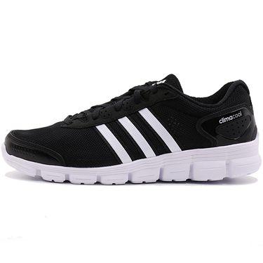 阿迪达斯 Adidas 男鞋夏季新品运动鞋黑武士休闲轻便运动减震跑步鞋AC8605