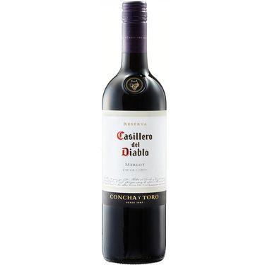 红魔鬼 智利进口 干露酒厂 红魔鬼 梅洛红葡萄酒750ml