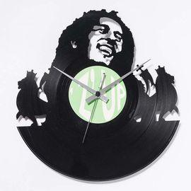 DIS C'O'CLOCK 意大利原产鲍勃先生黑胶唱片碟挂钟钟表