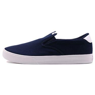 阿迪达斯 男鞋 夏季新款运动鞋低帮帆布鞋透气一脚蹬懒人鞋板鞋休闲鞋DB0107