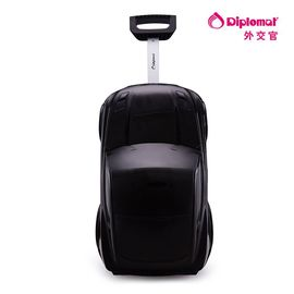 DIPLOMAT 外交官  儿童拉杆箱(野马车型)TP-206A  黑色