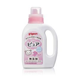 贝亲 婴儿洗衣液贝亲日本本土宝宝洗衣液800ml天然婴幼儿专用洗衣液720ml洗衣液补充装