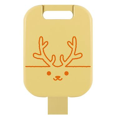 KOKUYO 日本KOKUYO国誉Campus Kids学生儿童胸卡套易拉扣公交卡卡套