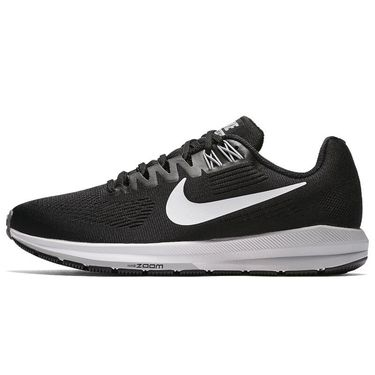 耐克 NIKE AIR ZOOM STRUCTURE 21 女式 新款ZOOM轻便透气跑步鞋904701-001