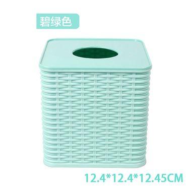 茶花 纸巾筒手纸筒厕所抽纸盒