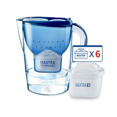 碧然德  德国 碧然德Brita滤水壶Marella xl 3.5L家用净水壶1壶6芯