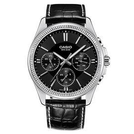 卡西欧 (CASIO)手表 大众指针系列 石英男表 MTP-1375L-1AVDF